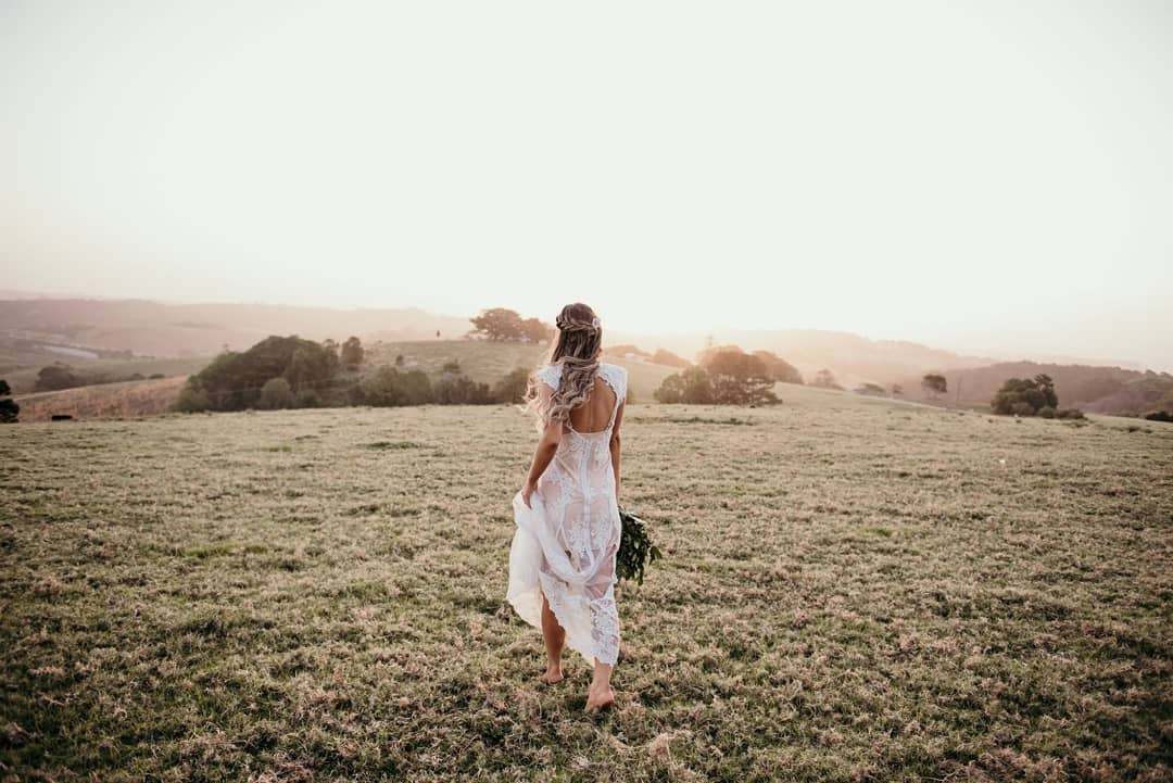 BOHO BRIDE GOLD COAST WEDDING GOWN DESIGNER AUSTRALIAN DESIGNER EDITORIAL