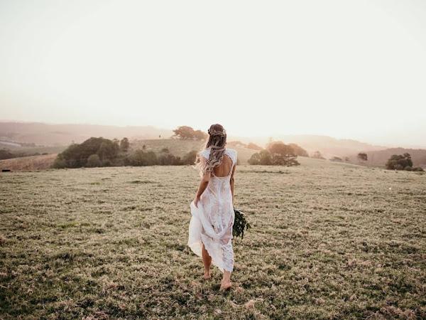 ➳ GABRIELLE ROSE X MAHIYA | HANDMADE BOLD BOHO BRIDAL GOWNS EDITORIAL {GOLD COAST}