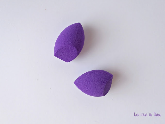 Miracle Mini Eraser Sponges Real Techniques esponjas maquillaje corrector makeup iherb belleza