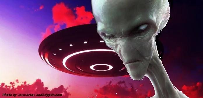Ένα ακόμα βίντεο που καταγράφει UFO στις Ηνωμένες Πολιτείες θεωρίες συνωμοσίας περί εξωγήινων λέει το σύστημα!