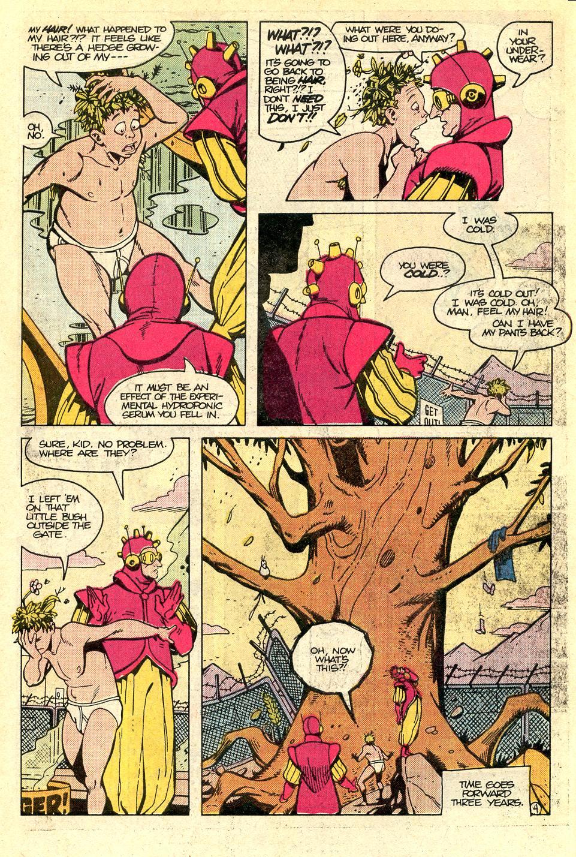 Read online Secret Origins (1986) comic -  Issue #37 - 5