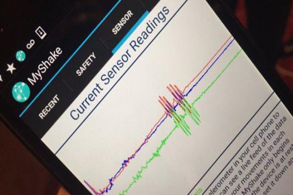تطبيق جديد للأندرويد يحول هاتفك لجهاز كشف الزلازل قبل حدوثها، يجب أن تتوفر عليه