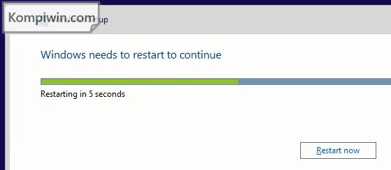 Cara Instal dan Instal Ulang Windows 10, 7, 8, 8.1 lewat Flashdisk/DVD + Video Tutorial 8