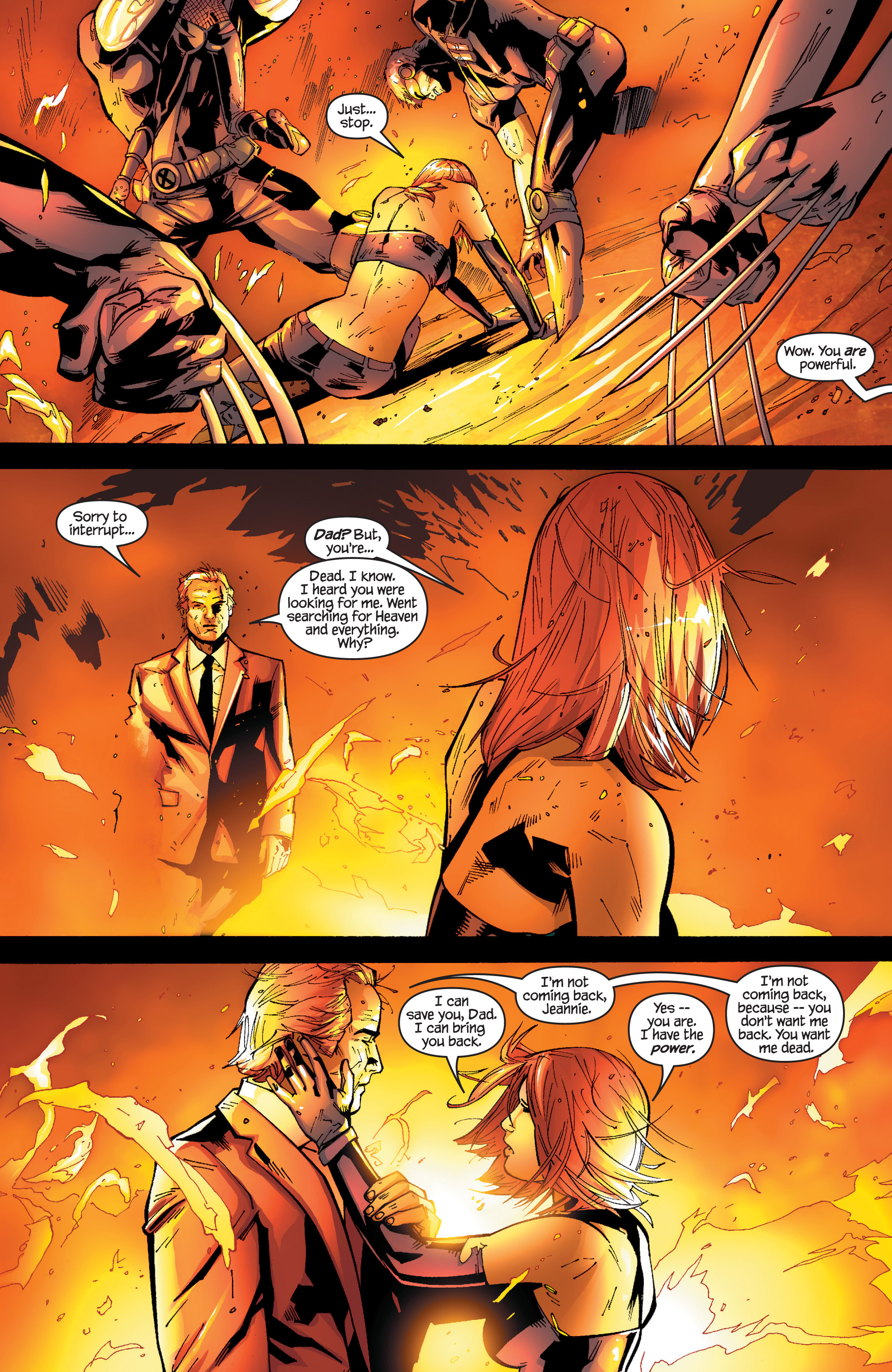 Read online Ultimate X-Men comic -  Issue #96 - 20