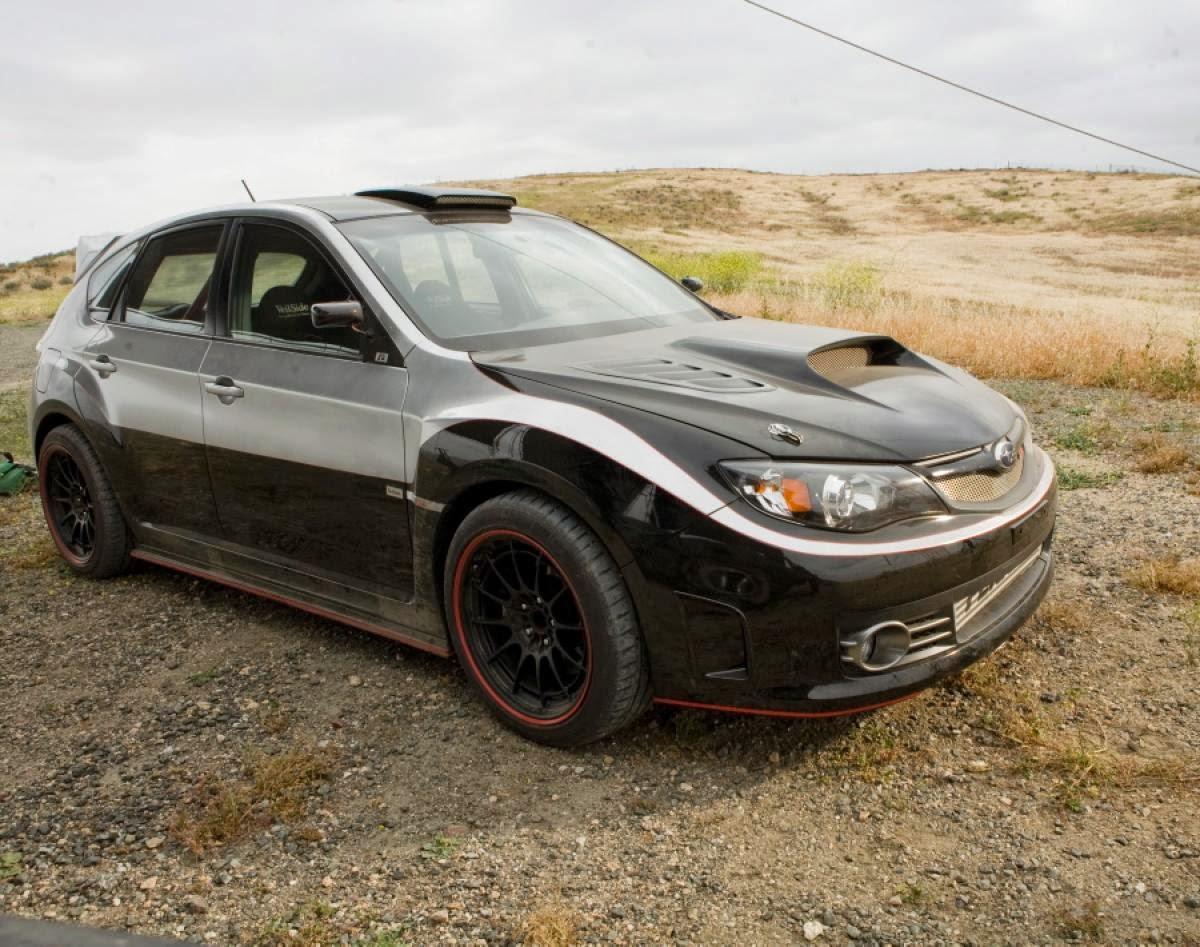 Zioncars Carros De Brian O Conner Subaru Impreza