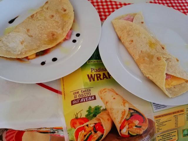 idee per piadine a pranzo