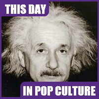 Albert Einstein was born on March 14, 1879.