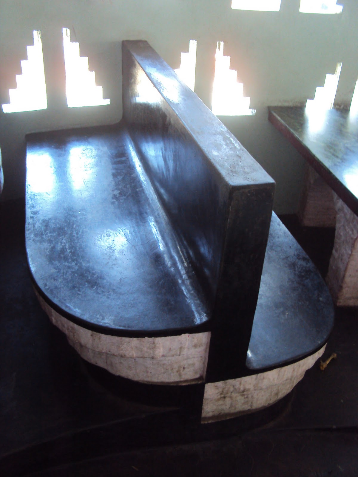 Coffee Table With Seats Architecture Student's Corner: Laurie Baker's Indian