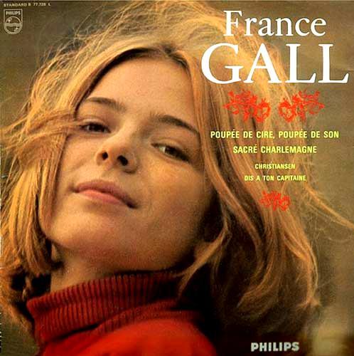 """France Gall - """"Poupée de cire, poupée de son"""" [1965]"""