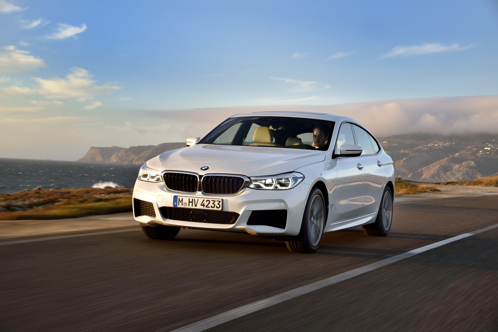 Bmw S New And Not That Weird Anymore 6 Series Gt In 60
