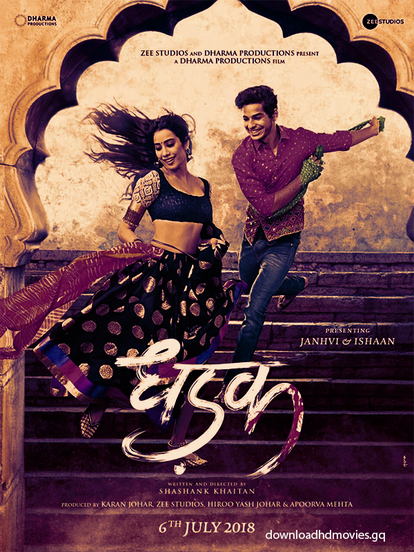 Dhadak (2018) full movie download