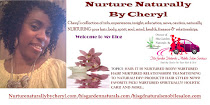 NURTURED NATURALLY BLOG