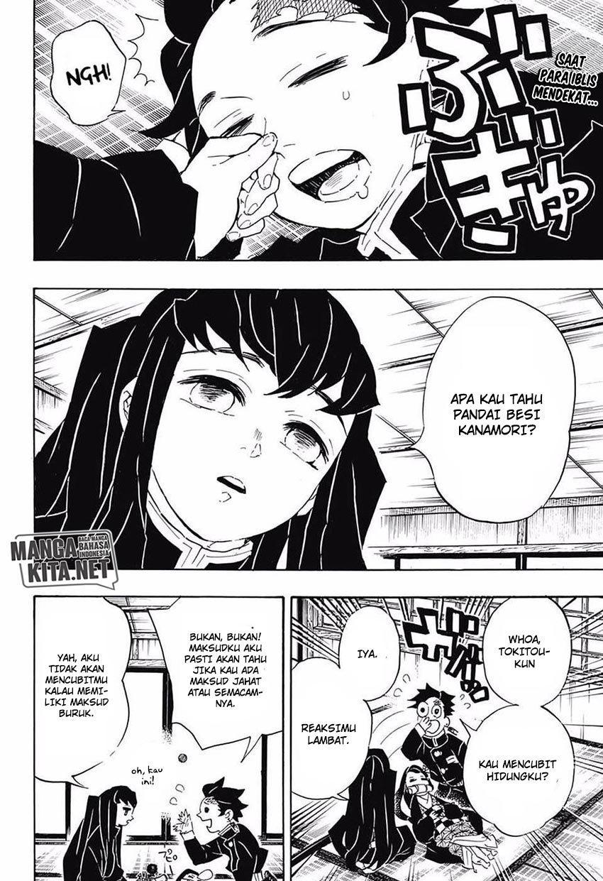 Manga Kimetsu No Yaiba Sub Indo : manga, kimetsu, yaiba, Manga, Themes:, Kimetsu, Yaiba