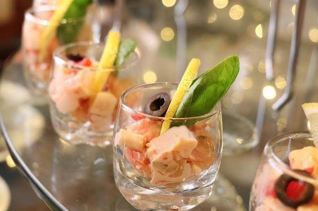 Buffet Shah Alam Menu - Cold Platter and Salad