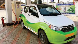 Ola target to start 10000 electric car in India soon