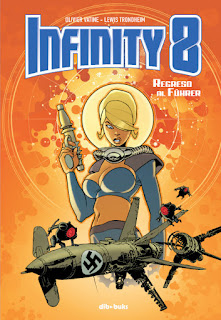 Infinity 8 Volumen 2. Regreso al Fürher