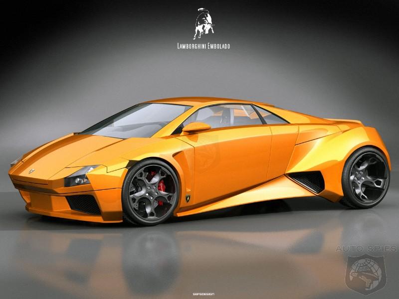 Cool Cars: Lamborghini Embolado