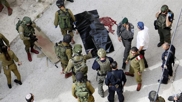 Israeli Army Kills Palestinian Youth In Occupied West Bank