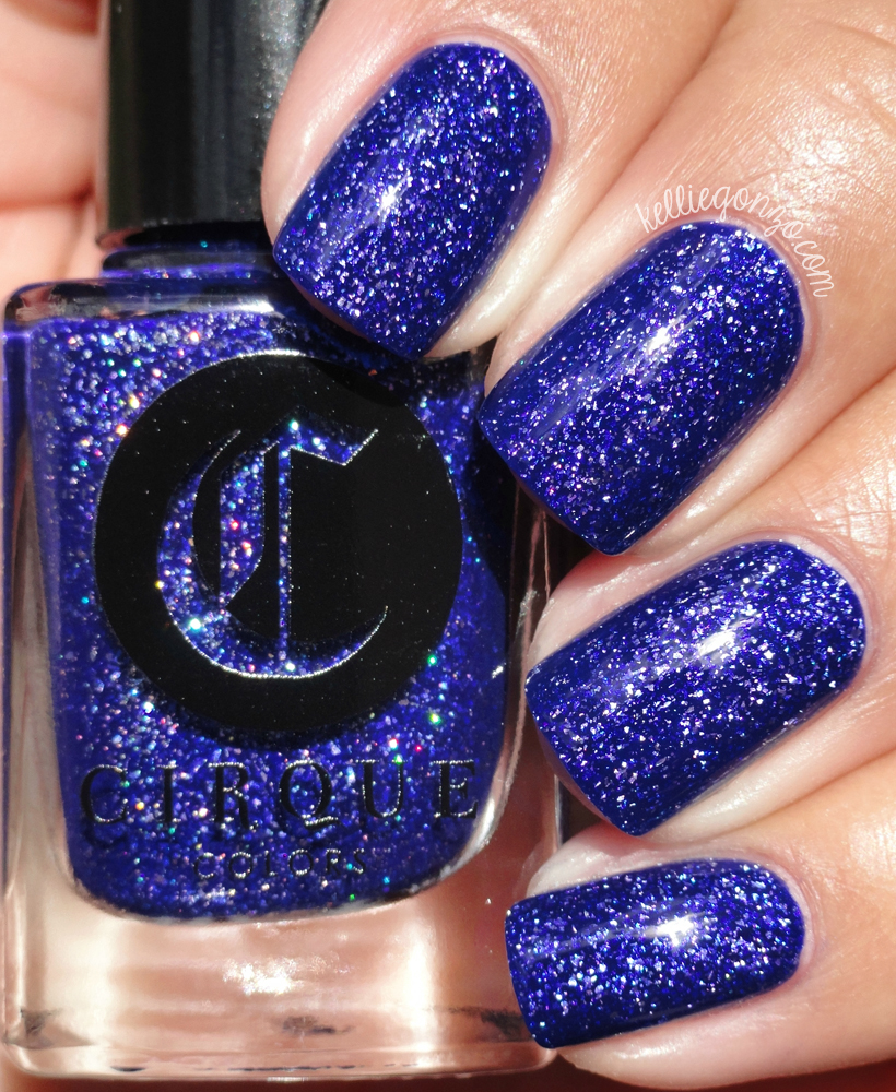 Cirque Colors Tanzanite
