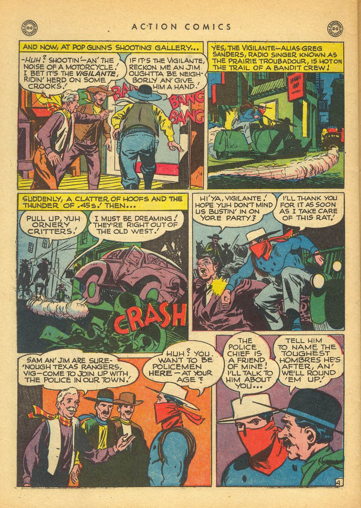 Read online Action Comics (1938) comic -  Issue #109 - 42