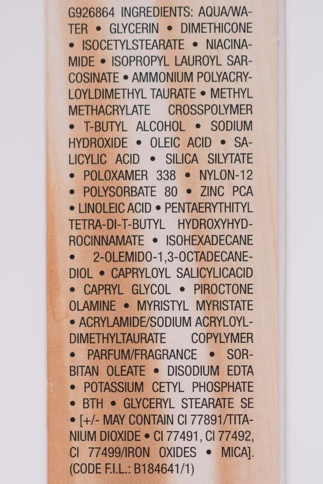 Effaclar Duo Plus Unifiant skład