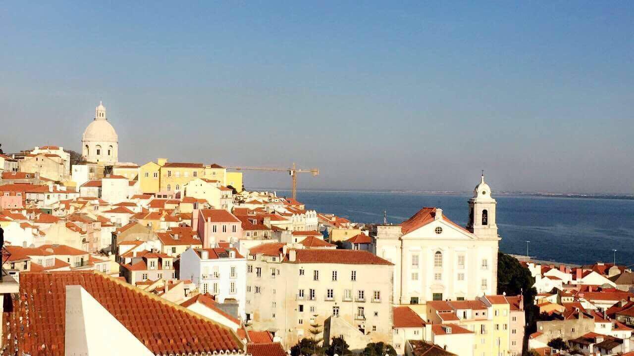 Nuansa Islam di Lisbon Portugal Bertahan