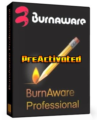 BurnAware Professional Free