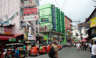 Cubao in Quezon City