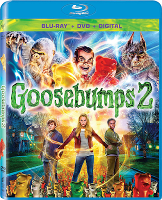Goosebumps 2: Haunted Halloween [2018] [BD25] [Latino]
