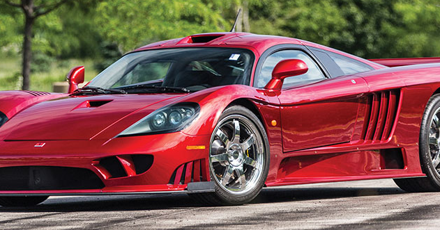 SuperCarWorld: Saleen S7