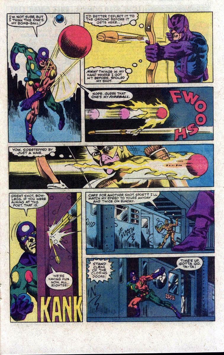 Hawkeye (1983) Issue #3 #3 - English 16