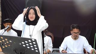 Lirik Rahman ya Rahman Nisa Sabyan
