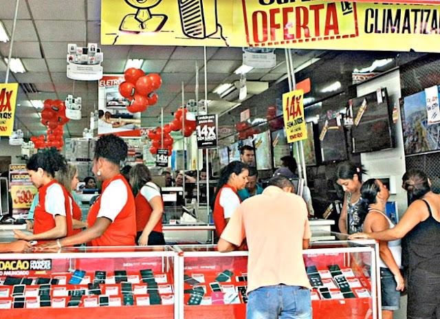 Comércio em Minas Gerais