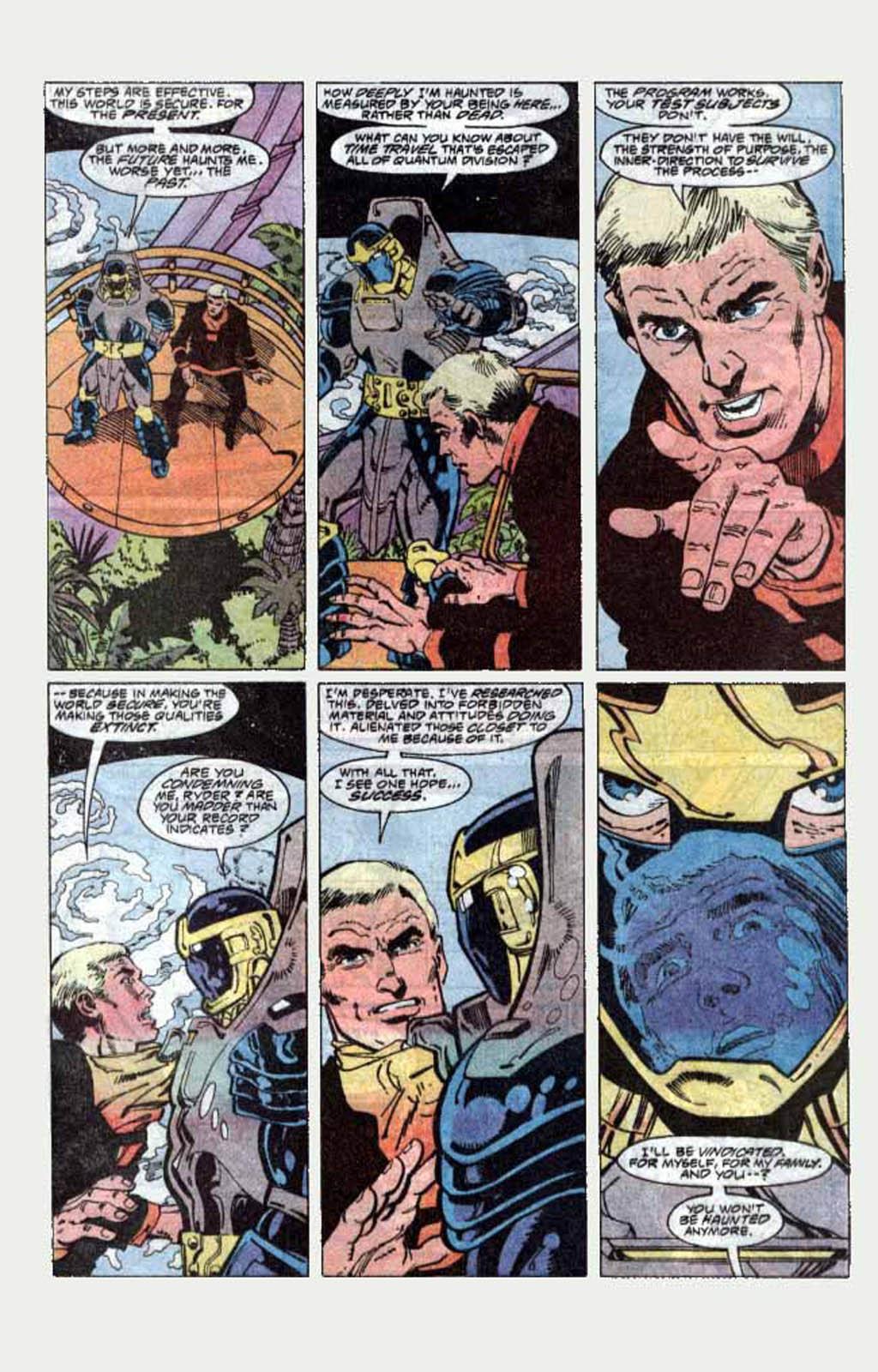 Read online Armageddon 2001 comic -  Issue #1 - 42