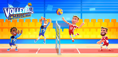 Volleyball Challenge (MOD, Unlimited Coins) APK Download