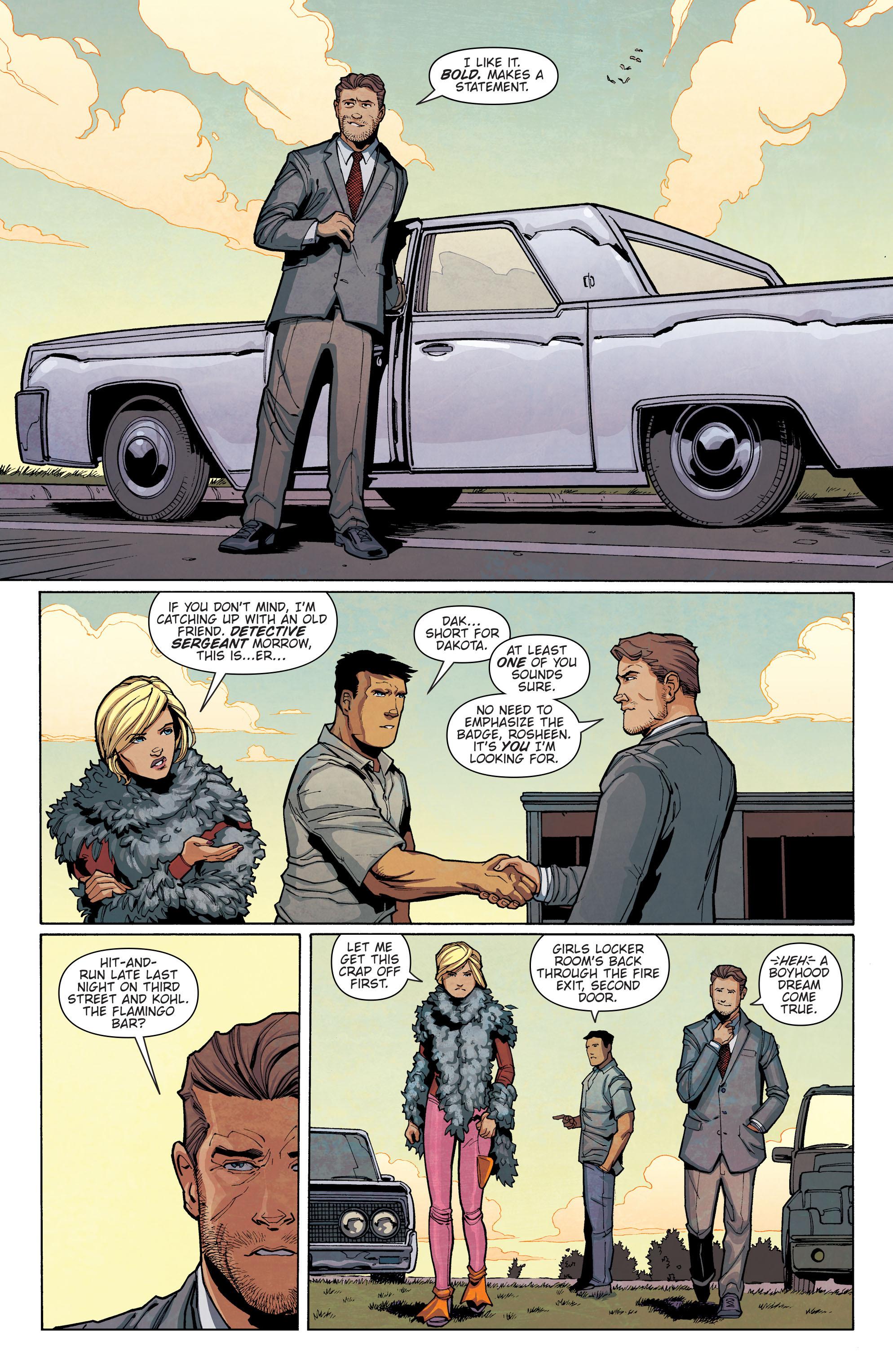 Read online Slash & Burn comic -  Issue #4 - 9