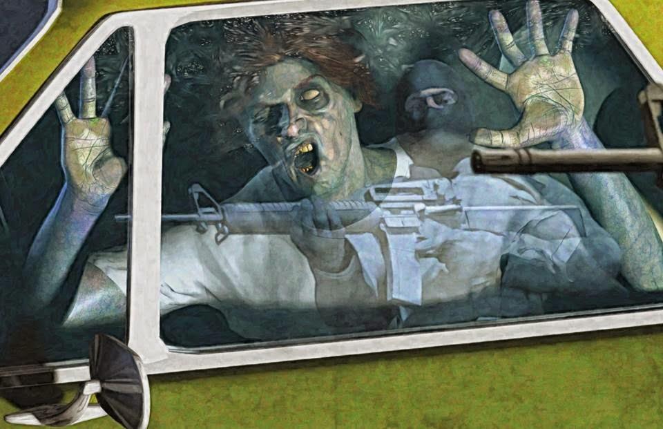 Fan Art per Diario di un Sopravvissuto agli Zombie