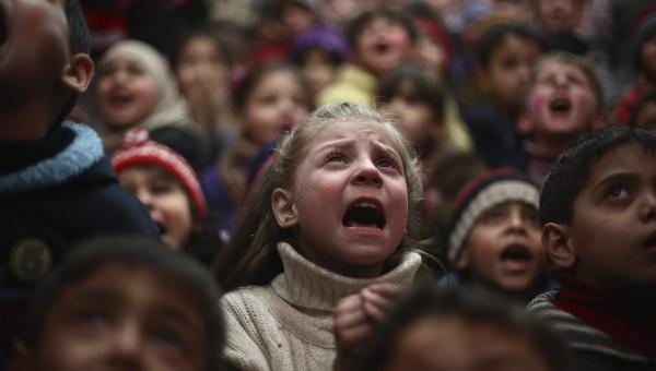 Unicef: 250 millones de niños crecen en regiones con conflictos