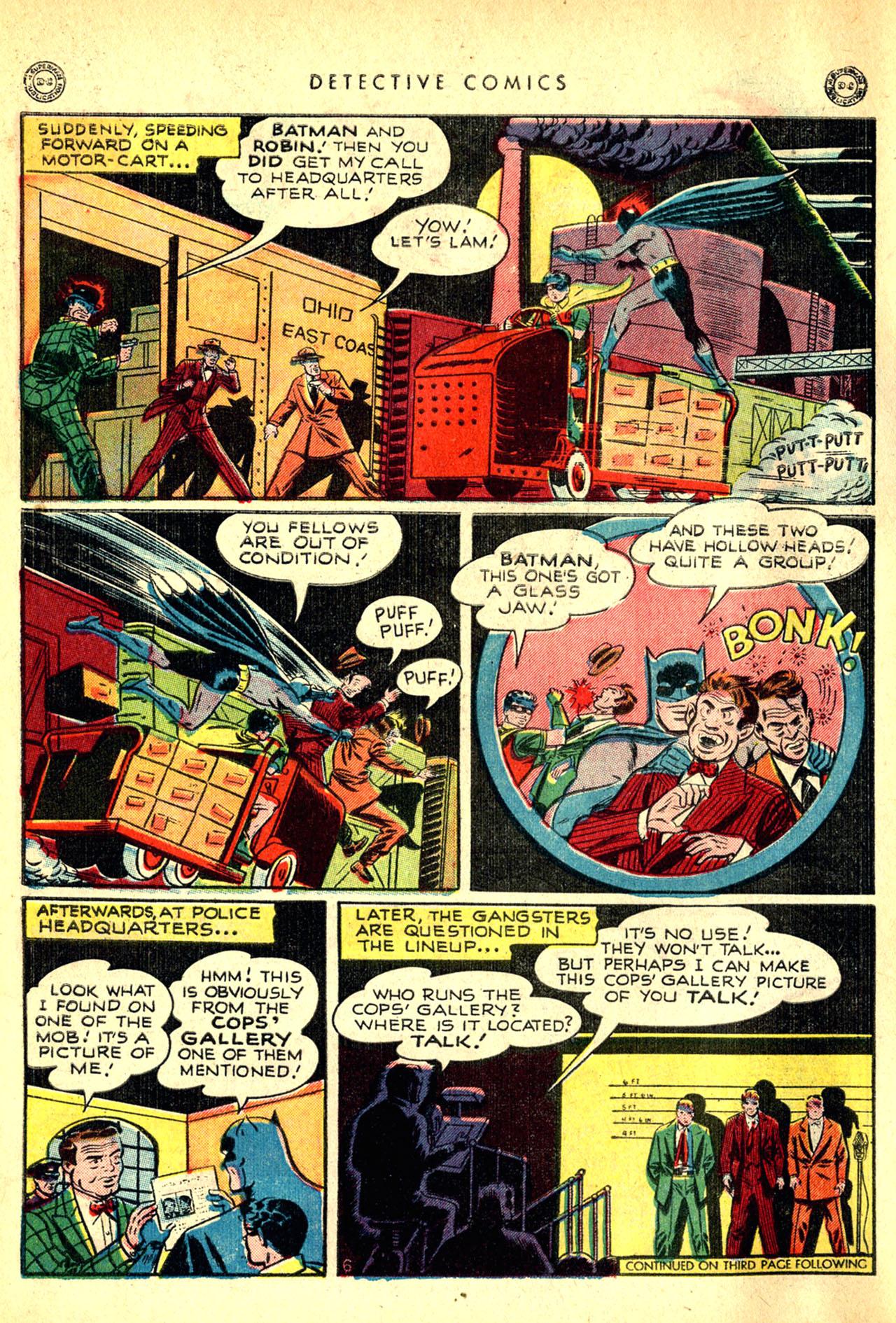 Detective Comics (1937) 141 Page 7