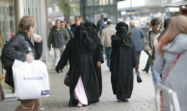 النرويج تمنع ارتداء النقاب علي ارضها بعد النمسا بعدة أيام