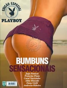 Download Playboy Especial : Bumbuns Sensasionais Janeiro 2014