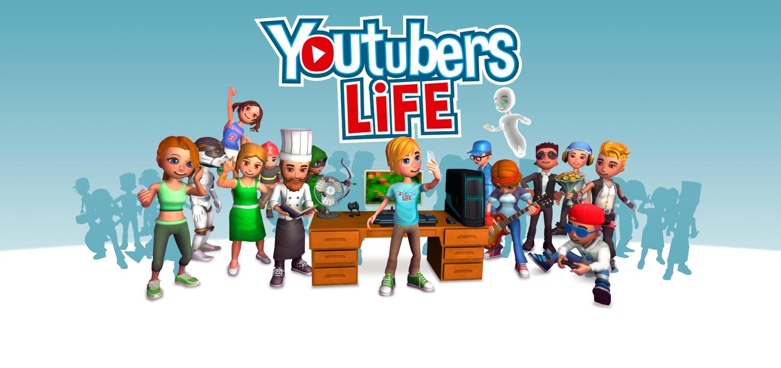 Download Game Youtubers Life Ver 0 7 6 Teknoriana