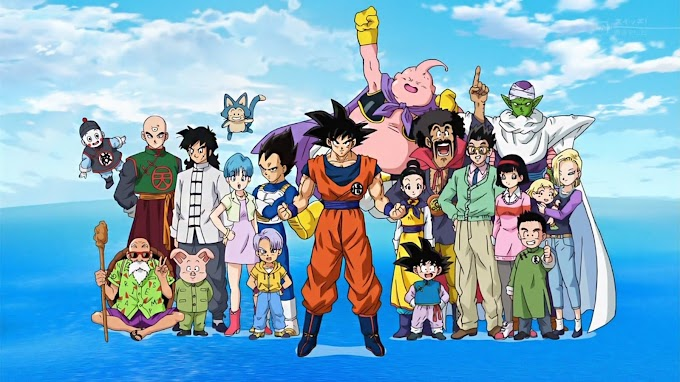 Dragon Ball Super Capitulo 1