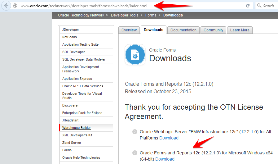 Hasan Jawaid: Installing Oracle Forms and Reports 12c on