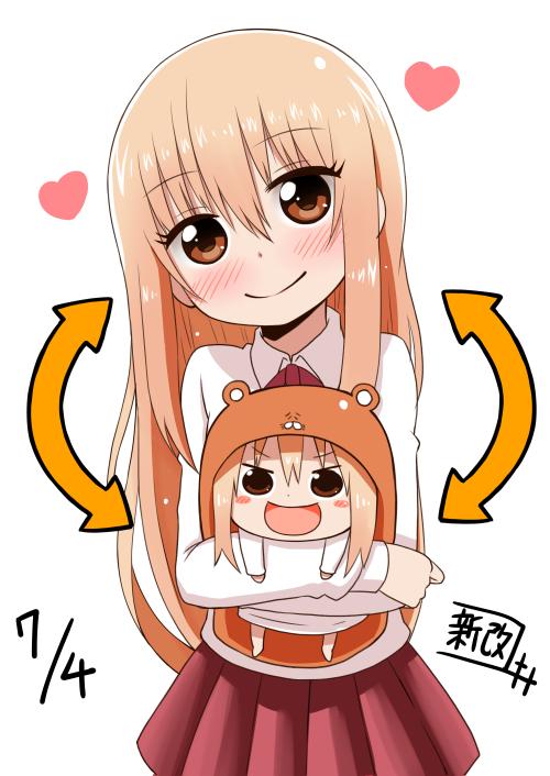 Em Gái Hai Mặt Himouto ! Umaru-chan
