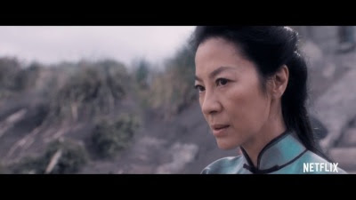 Crouching Tiger, Hidden Dragon: Sword of Destiny (Movie) - Trailer 2 - Screenshot