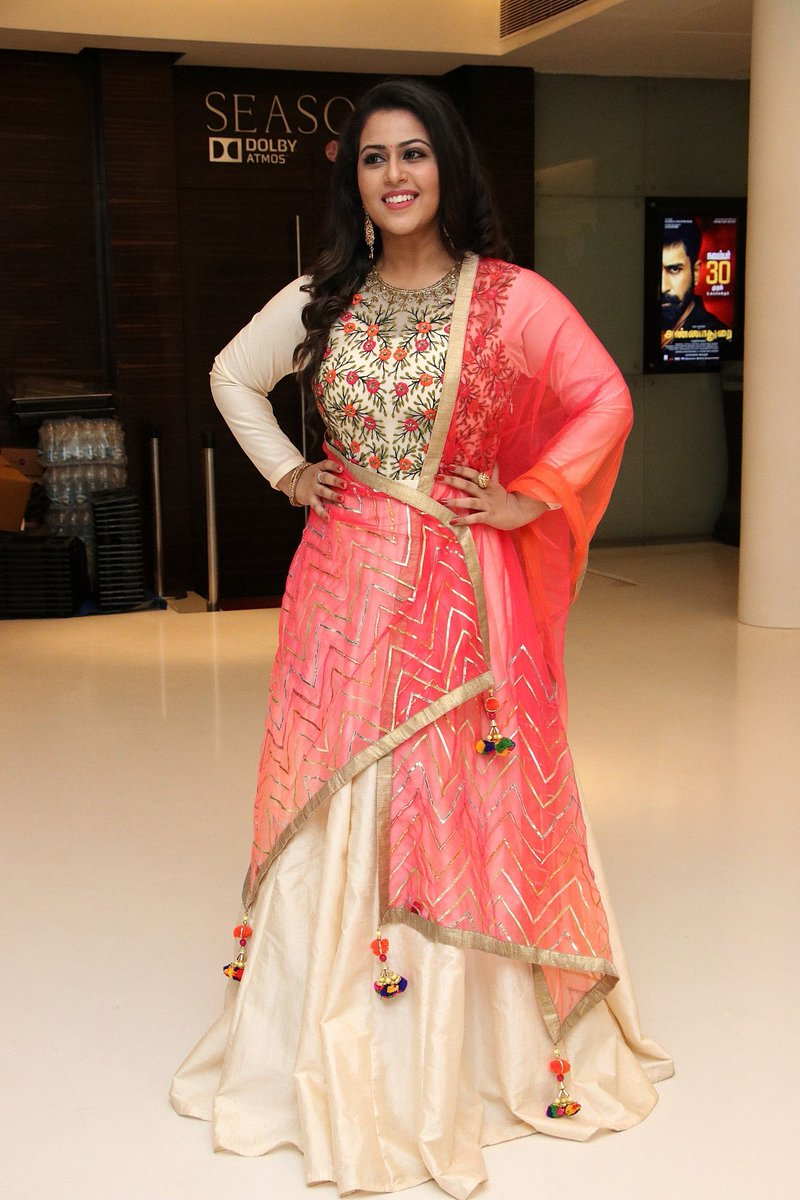 Actress DianaChampika Latest HD Images