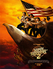 pelicula Super Troopers 2 (2018)