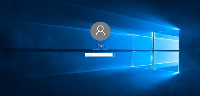 Cara Bypass atau Bobol Password Login Admin Windows 10, 8, 7_