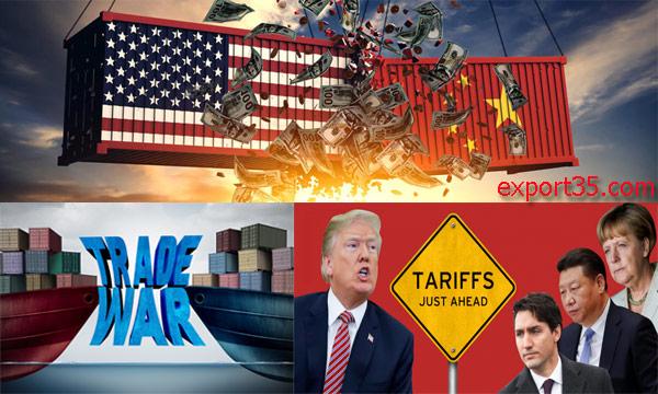 export, impoert, international trade, trade wars